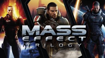 Слух: новые подробности Mass Effect Trilogy