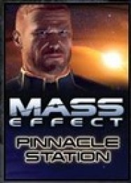 Обложка игры Mass Effect: Pinnacle Station