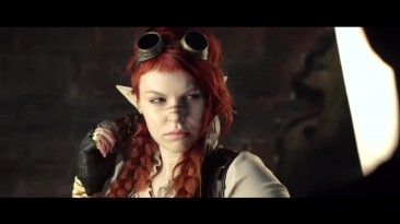TERA: The Next - Mechanic Elf Original (Косплей)