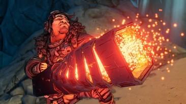 Borderlands 3 - создание персонажа: Тифон Делеон, первый искатель Хранилища