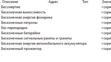 Alan Wake Remastered: Таблица для Cheat Engine [UPD: 12.10.2021] {T1bon} - RUS