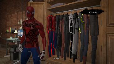 "The Amazing Spider-Man ""Скин Человека-Паука Борца"""