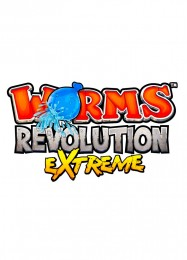 Обложка игры Worms Revolution Extreme
