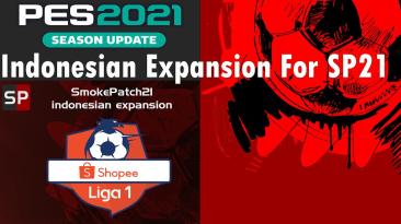 """PES 2021 """"SP21 Индонезийская экспансия"""""""