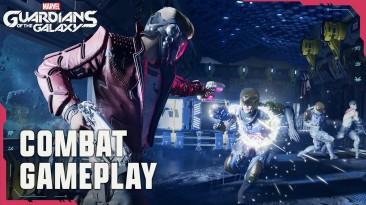 Новые ролики Marvel's Guardians of the Galaxy демонстрируют, как игроки будут проявлять лидерские качества в игре