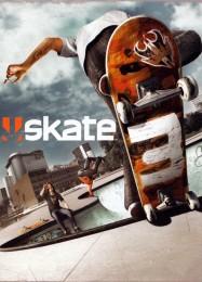 Обложка игры Skate 3