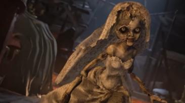 Стиляга в шляпе и труп невесты - инсайдер показал боссов Resident Evil Village