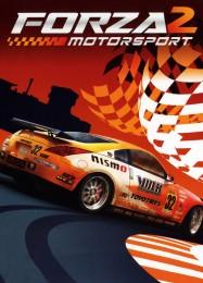 Обложка игры Forza Motorsport 2