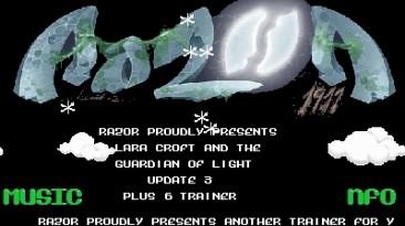 Lara Croft and the Guardian of Light: Трейнер (+6) [1.02 - 1.03] {Razor 1911}