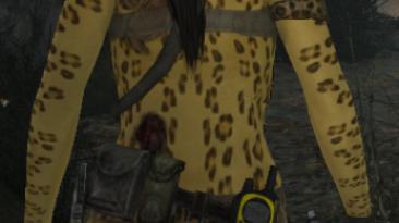 "Tomb Raider (2013) ""Cheetah Mod v1.0"""
