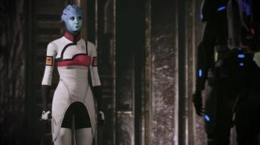 Огромный комплект текстур для трилогии Mass Effect
