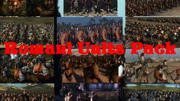 "Total War: Attila ""Romani Units Pack - Normal version"""