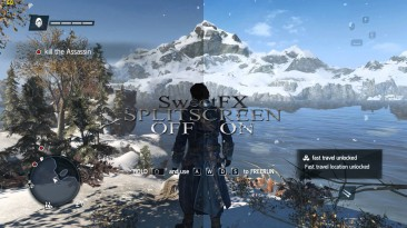 Assassin's Creed Rogue: SweetFX