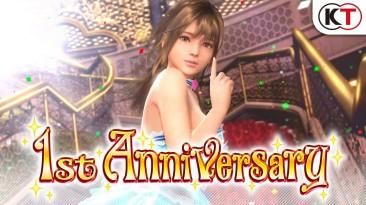 В Dead or Alive Xtreme: Venus Vacation началось празднования первой годовщины в Steam