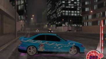 "Midnight Club 2 ""MODern Edition Patch by modergamers"""