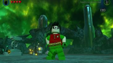 "LEGO Batman 3: Beyond Gotham ""Teen Titans Robin Skin"""