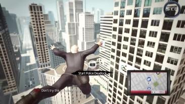 The Amazing Spider-Man - Геймплей Stan Lee DLC