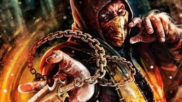 """Закулисное видео Mortal Kombat показывает рождение культового """"get over here"""" Скорпиона"""