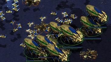 В StarCraft: Brood War нашли новый трюк для контроля авианосцами