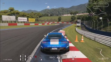 Gran Turismo Sport - Aston Martin Vantage GR4 - Тест-драйв Геймплей (PS4 HD)