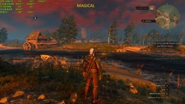 Новый мод для The Witcher 3 представляет стабильные настройки за пределами Ultra