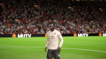 """FIFA 18 """"Обновленная выездная форма Manchester United"""""""