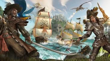 В пиратской MMOAtlas скоро появятся Лагеря диких пиратов