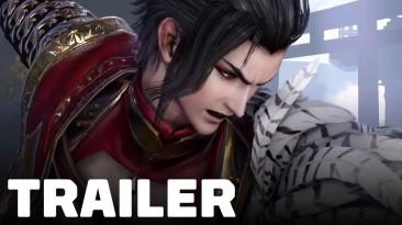 Warriors Orochi 4: новый трейлер