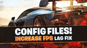 "Forza Horizon 4 ""Оптимизация для слабых ПК"""