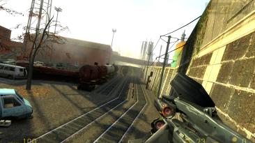"Half-Life 2 ""Паркур и бег по стенам"""