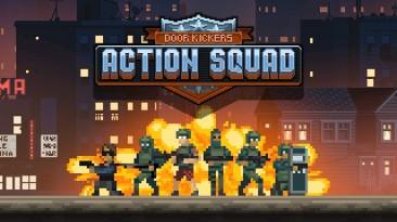 На Android вышла Door Kickers: Action Squad - тактический пиксельный экшен про штурм зданий