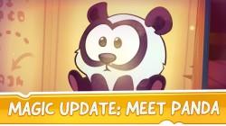Cut the Rope: Magic - Панда и 15 новых уровней помогут фонду дикой природы