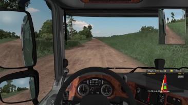Euro Truck Simulator Карта Северной Бразилии