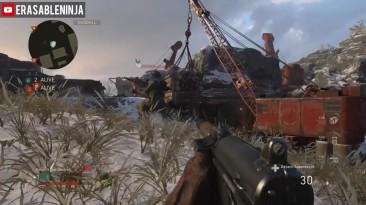 Call of Duty: WWII Подборка троллинга кемперов и нубов #3