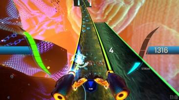 Классическая ритм-аркада Amplitude выйдет на PS4