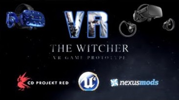 """Witcher """"VR-режим"""""""