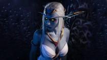 Косплей Азшары из World of Warcraft