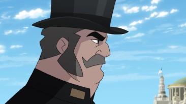 """Первый взгляд на мультфильм """"Batman: Gotham by Gaslight"""""""
