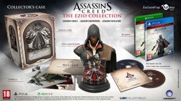 """Коллекционное издание Assassin""""s Creed The Ezio Collection"""