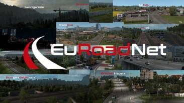 "Euro Truck Simulator 2 ""EuRoadNet версия 1.0a (v1.38.x)"""