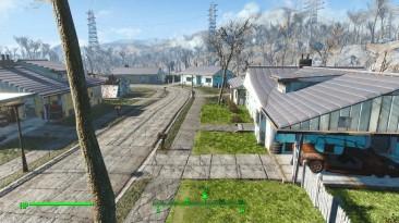 "Fallout 4 ""Sanctuary Homestead - Postwar Edition"""