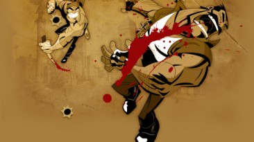 Shank-игра-комикс