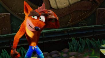 Сюрприз: Crash Bandicoot N. Sane Trilogy выйдет на Nintendo Switch, Xbox One и PC раньше, чем ожидалось изначально