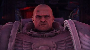 "Warhammer 40.000: Space Marine ""Броня библиария и демонический меч"""