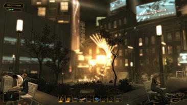 Фанатский патч возвращает золотой фильтр для Deus Ex: Human Revolution - Director's Cut