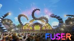 Симулятор диджея FUSER: трейлер и новый список песен