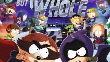 """South Park: The Fractured But Whole """"Coon and Friends Art Pack2"""