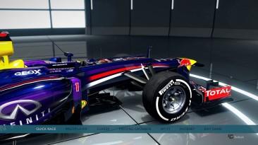 "F1 2012 ""Red Bull RB9 2013"""