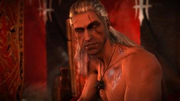 """Witcher 2 """"Улучшенные текстуры персонажей и оружия"""""""
