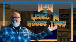 16 уровень Doom 2 фактически основан на доме дизайнера уровней